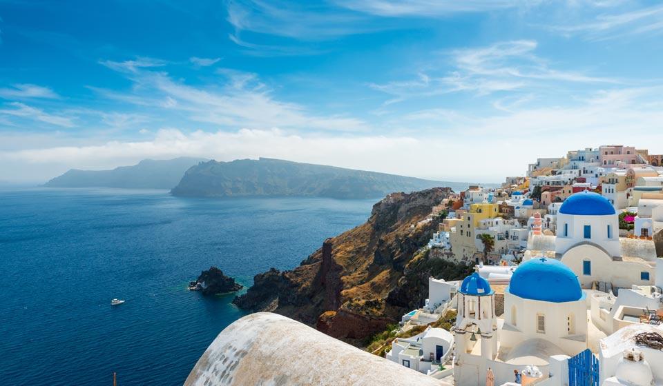 Assicurazione Viaggio Grecia