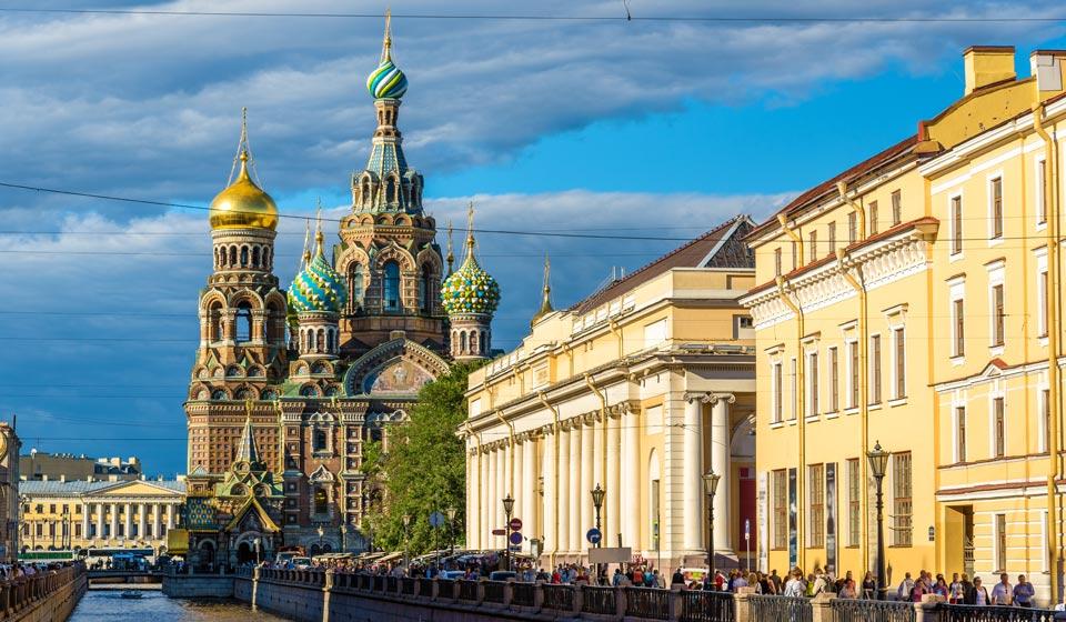 Assicurazione viaggio Viaggio Russia